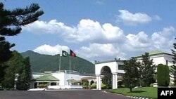 Rezidencija pakistanskog premijera Jusufa Raze Gilanija