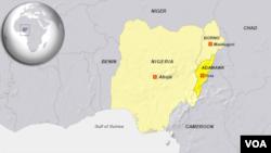 Yola, Etat d'Adamawa, Nigeria.