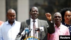 Raila Odinga madugun 'yan adawana Kenya