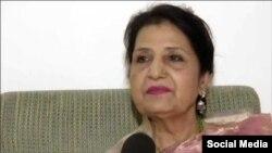 قمر محسن شیخ، نریندر مودی کی منہ بولی پاکستانی بہن