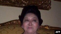 Cựu đệ nhất phu nhân Philippines Imelda Marcos