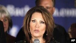미 하원 미셸 바크만 의원 (자료사진).