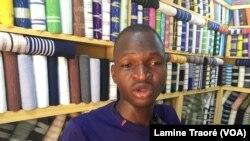Moustapha Tiendrebeogo, à Ouagadougou, Burkina, le 23 avril 2019. (VOA/Lamine Traoré)