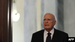 Президент Греції Каролос Папульяс