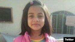 Zainab, violée et tuée à l'âge de 6 ans, Kasur, Pakistan, 10 janvier 2018