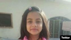 قصور کی 7 سالہ زینب