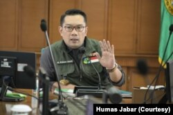 Gubernur Jawa Barat Ridwan Kamil. (Foto: Courtesy/Humas Jabar)