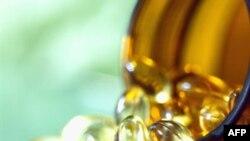 鱼油补充剂
