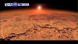 Tàu vũ trụ MAVEN của Mỹ đã đổ bộ lên sao Hỏa