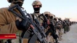 Lực lượng được Mỹ hậu thuẫn phát động chiến dịch chống IS trong trại tị nạn ở Syria