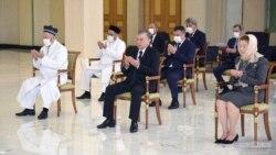 Prezident Mirziyoyev O'zbekistonning oldingi rahbari Islom Karimovni xotirlash kunida, 2-sentabr, 2020
