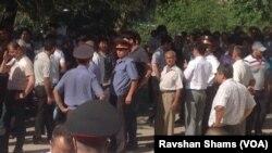 Polisi di Tajikistan (Foto: dok.)
