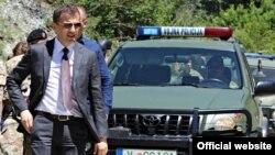 Crnogorski ministar odbrane Predrag Bošković ((Arhiva/rtcg.me)