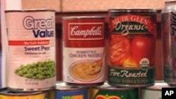 ڈبوں میں بند خوراک صحت کے لیئے نقصان دہ ہے: نئی تحقیق