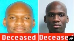 Aaron Alexis'in FBI tarafından yayınlanan, 2011'de çekilmiş fotoğrafları