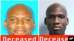 Silahlı saldırgan Aaron Alexis'in FBI tarafından yayınlanan fotografları