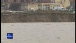 Përmbytje të reja në Jug të Shqipërisë