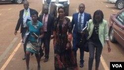 UNkosikazi Marry Chiwenga ubesemthethwandaba namuhla
