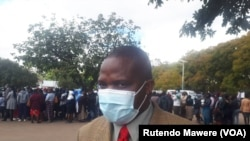 Parirenyatwa Hospital spokesman, Linos Dhire