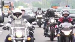 Qadın motosikletçilər