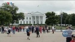 Студія Вашингтон. Як українські військові бігли марафон у США