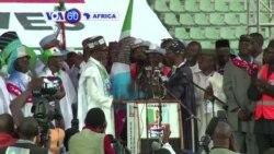 VOA60 Afirka: Fashewar Boma-Bomai A Jos Ya Kashe Mutane 16, Najeriya, Disamba 12, 2014