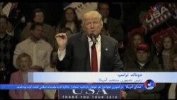 ترامپ در آغاز «تور سپاسگزاری از آمریکا» گزینه وزارت دفاع را اعلام کرد