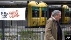 葡萄牙失業嚴重經常發生罷工。