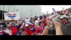 """""""แพ้แต่ภูมิใจ"""" ความรู้สึกคนไทยที่ร่วมเชียร์เกมประวัติศาสตร์ของทีมฟุตบอลหญิงไทย"""