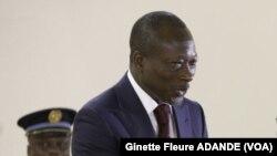 Le président du Bénin, Patrice Talon, le 28 juin 2016.