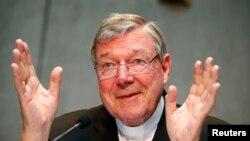 کاردینال جرج پل به خاطر اتهامات جنسی به دادگاهی در استرالیا احضار شده است