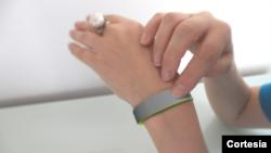 Con TapTap uno puede recordarle a su pareja que piensa en ella, con sólo un movimiento de dedos, sin fotos, mensajes o videos. [Foto: TapTap]