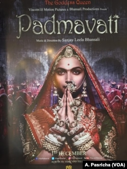 Rumors that the film includes a romantic scene between Queen Padmavati, a symbol of Rajput value, and a Muslim emperor, Alauddin Khilji, initially fanned the protests.