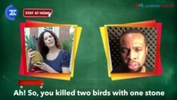 English in a Minute: Kill Two Birds with One Stone