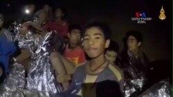 Թաիլանդցի պատանի ֆուտբոլիստների ստորջրյա հաղթանակը