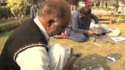 Extremism in Northwestern Pakistan Threatens Ancient Art of Stone Carving
