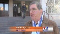 Американський конгресмен відвідав виборчі дільниці у Києві та Каневі