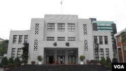 台湾立法院大楼(资料照片)