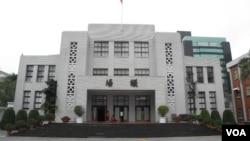 台湾立法院(资料照片,美国之音申华拍摄)