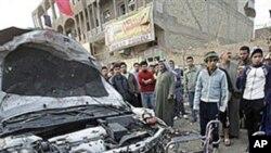 عراق: خودکش بم دھماکے میں نو ہلاک