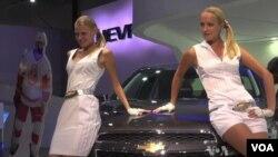 نمایشگاه خودروی مسکو