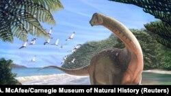 """""""Mansurosaurus Šahine"""""""