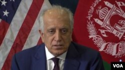 Залмай Халилзад (архивное фото)