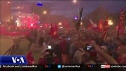 Pas protestave në Shkup, askush nuk merr përgjegjësinë për organizimin