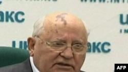 """Gorbačov: """"Želeli smo da izbegnemo krvoproliće""""."""