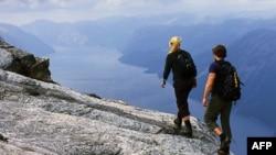 Norveç'te Gemi Yangınında 2 Kişi Öldü