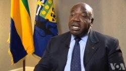 Ali Bongo revient sur VOA Afrique sur la démission des caciques de son parti
