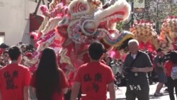 Lunar New Year Tradition Continues in US With Annual Parade