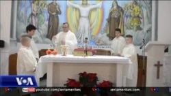 Krishlindjet në Ulqin