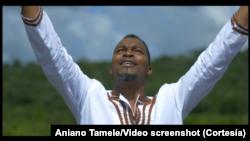 Aniano Tamele, cantor moçambicano
